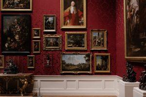 art, frames, gallery